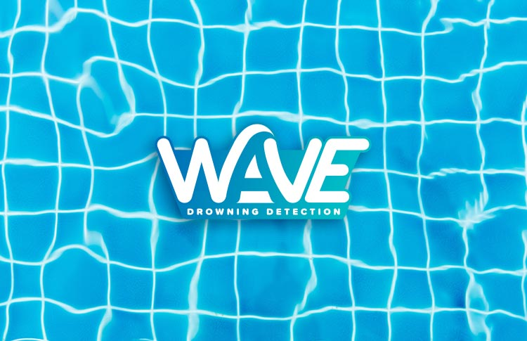 Wave Drowning Prevention Branding